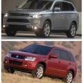 Слабые места есть у каждого автомобиля, в том числе и у кроссоверовSuzuki Grand Vitara и Mitsubishi Outlander