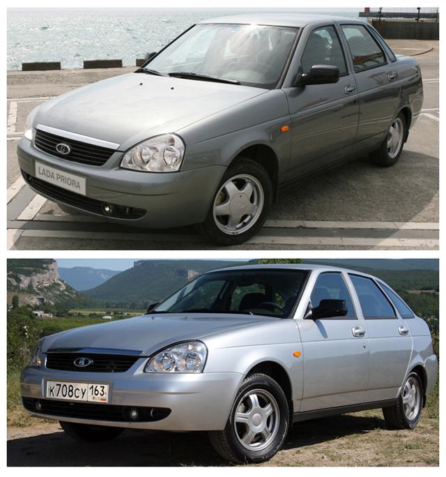 Лада Приора – автомобиль, проверенный временем