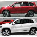 Популярный кроссовер из Японии -Subaru Forester и не менее известный немецкий кроссовер -Volkswagen Tiguan: какой автомобиль окажется лучше?