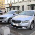 Skoda Octavia и Rapid - оба автомобиля заслужили доверие российских водителей