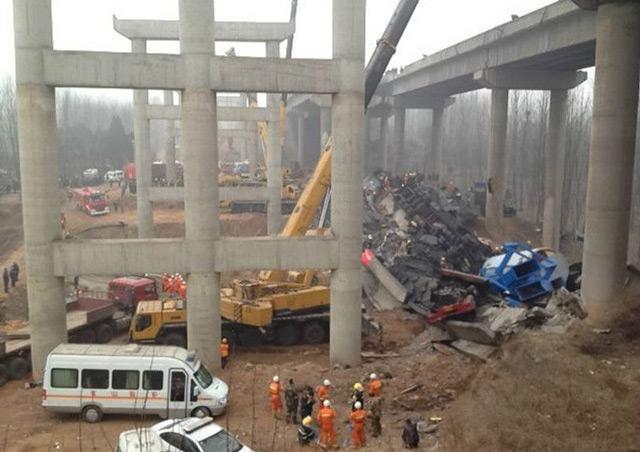 Фото с аварии в провинцииХайнань
