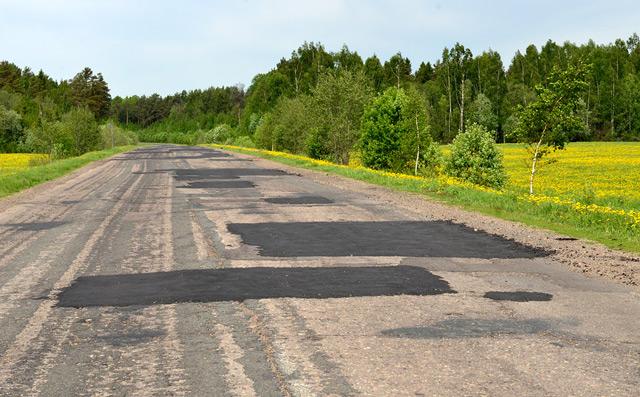 Автомобиль для наших дорог должен обладать определёнными характеристиками