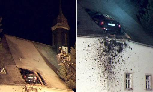 Фото с аварии вСаксонии