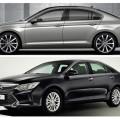 Volkswagen Passat или Toyota Camry - какое авто имеет лучшие характеристики для наших дорог