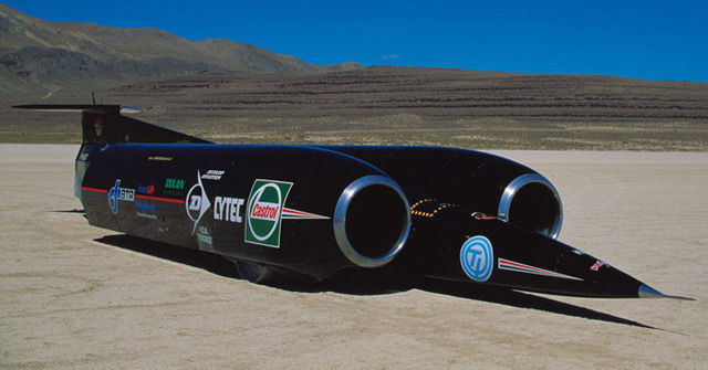 Автомобиль Thrust SSC