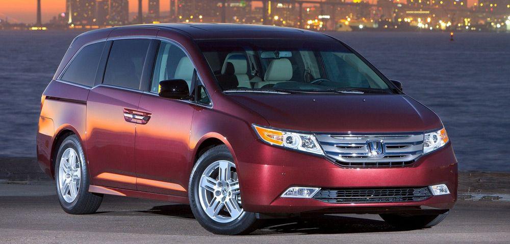 Honda Odyssey Mugen