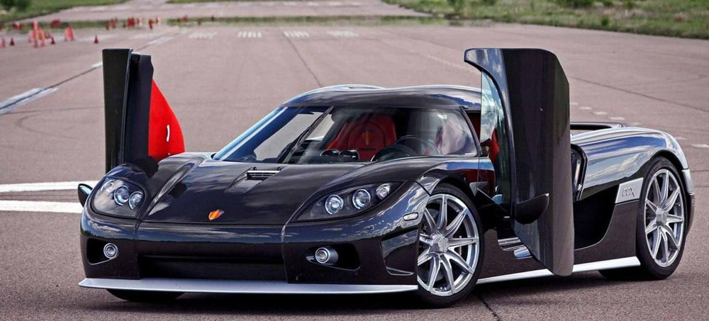 Koenigsegg CCX-R