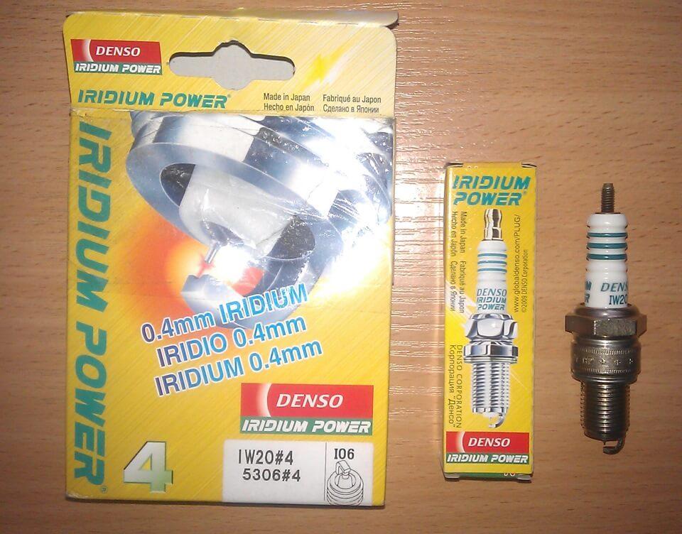 Denso Iridium IW20