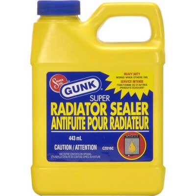 GUNK Super Radiator Sealer