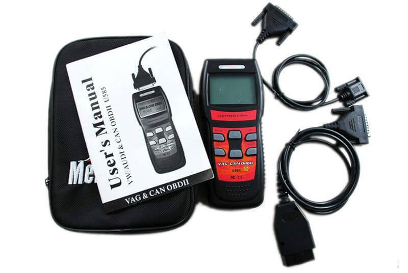 MemoScan OBD2 сканер