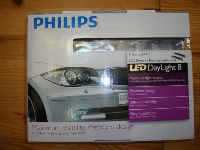 Philips LEDdayLight 8 ДХО