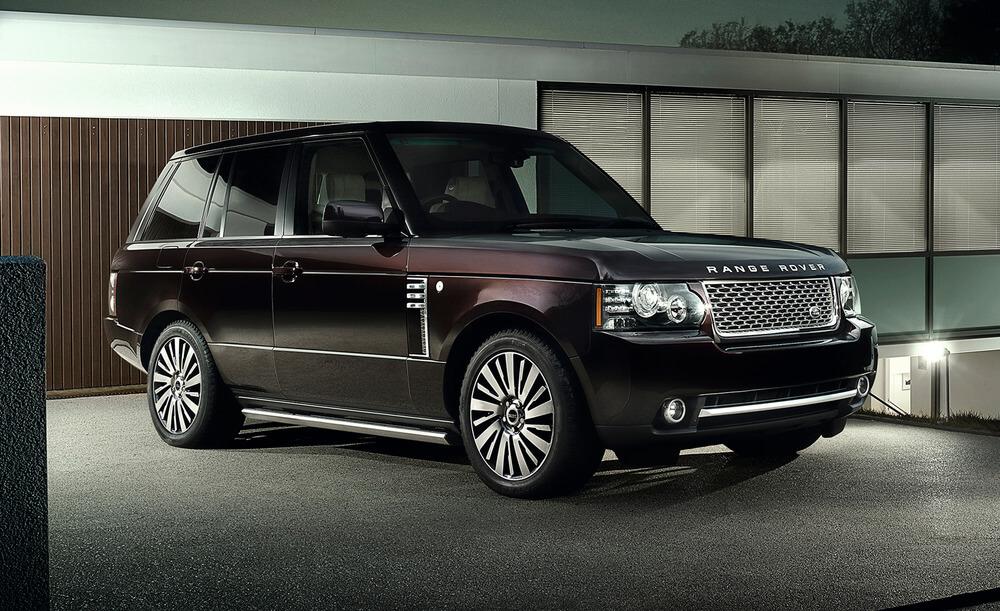 Range Rover Autobiorgaphy Ultimate Edition