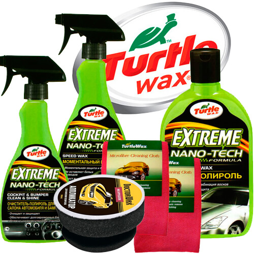 Turtle Wax Extreme Nano Tech