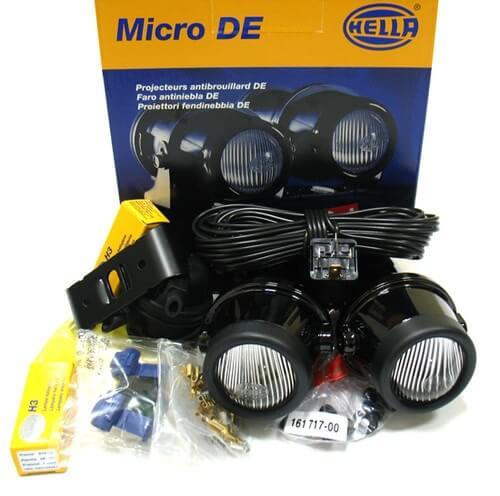 Фары Hella Micro DE
