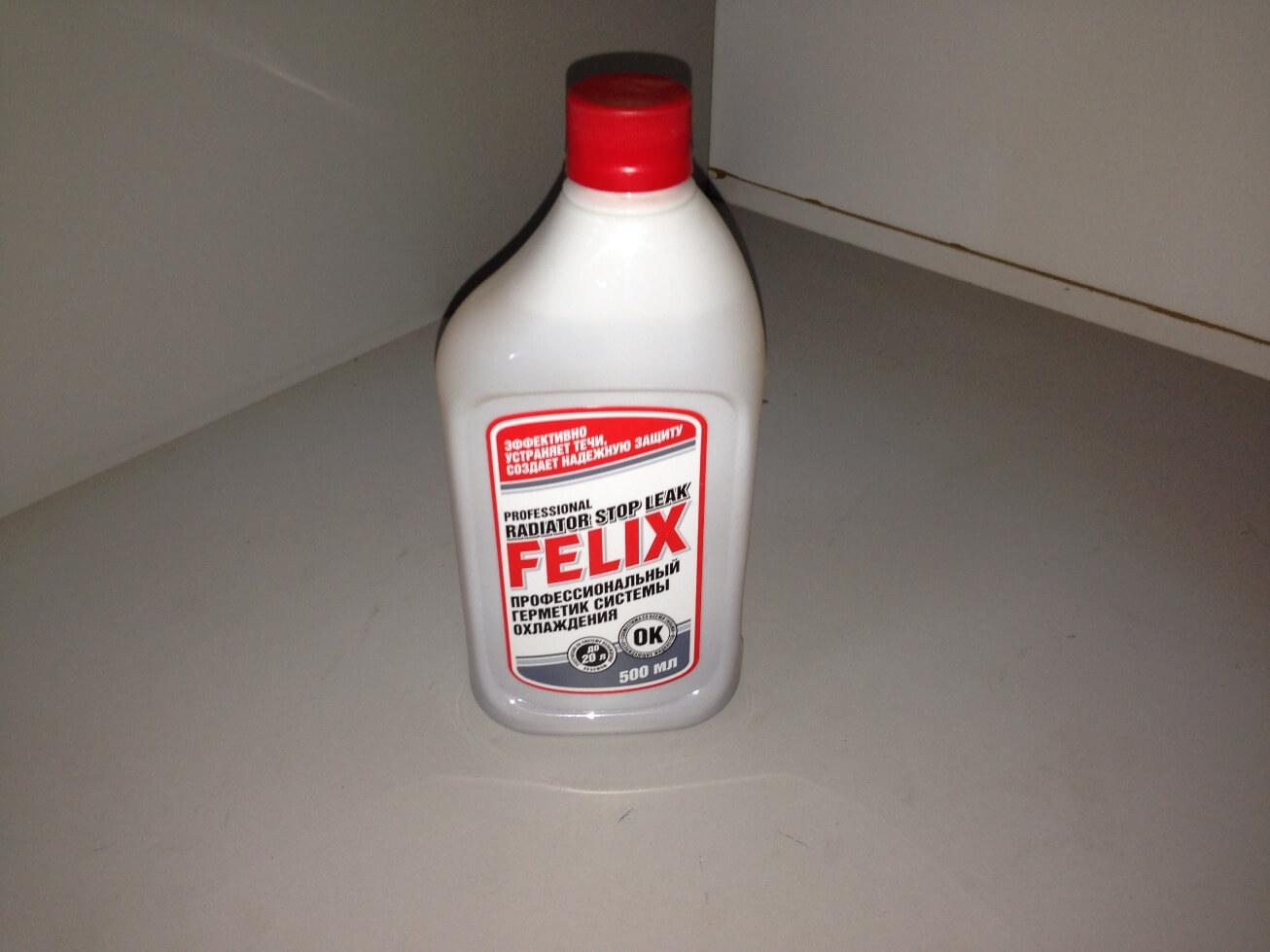 Felix герметик системы охлаждения