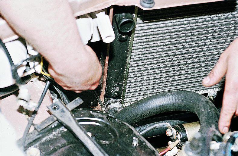 Ремонт термопары газовых плБампер на ниву 2121