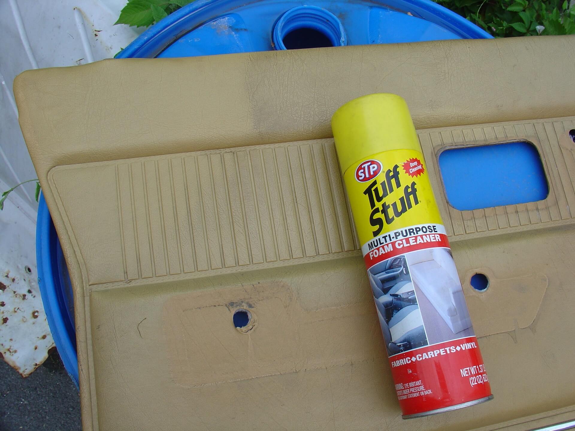 STP средство чистки салона