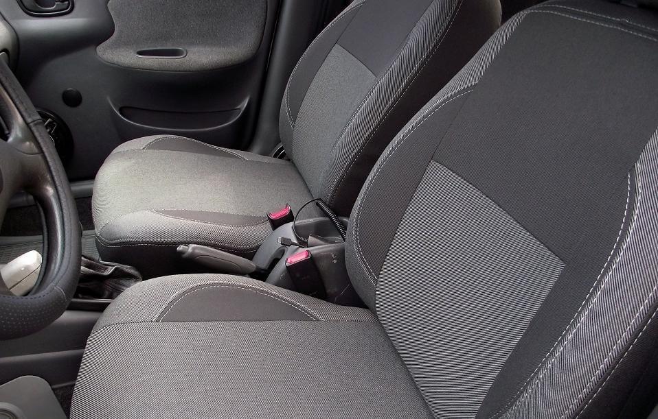 Тканевые автомобильные сиденья