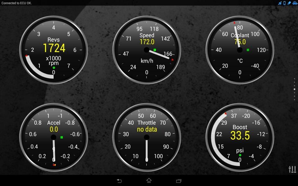 Torque Pro OBD2 для мобильных