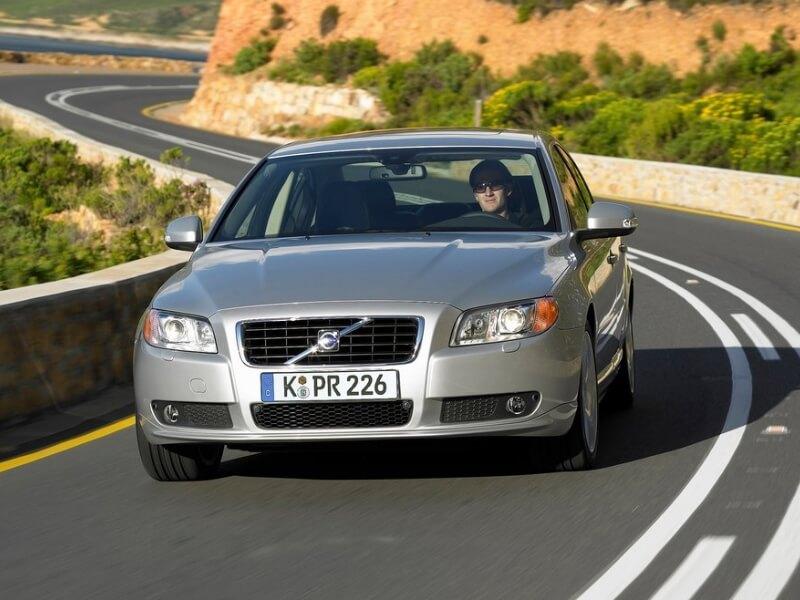 Volvo - автомобиль для начинающих водителей