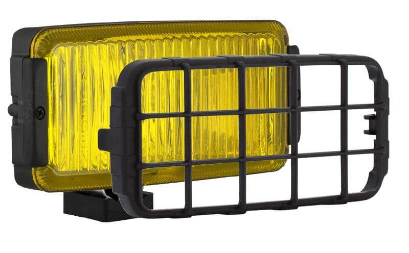Желтые противотуманные фары Wesem 1
