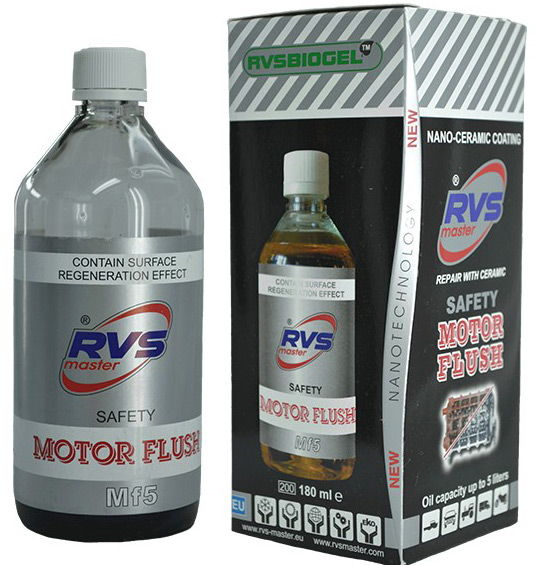RVS Master Motor Flush MF5