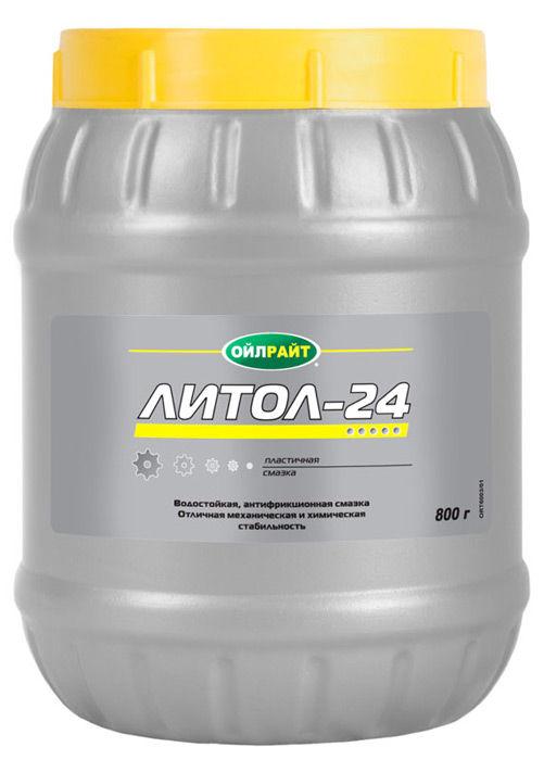Смазка для подшипников Литол-24