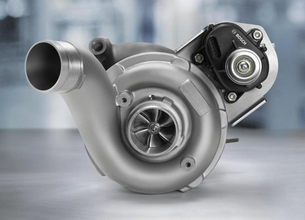 Турбина двигателя автомобиля