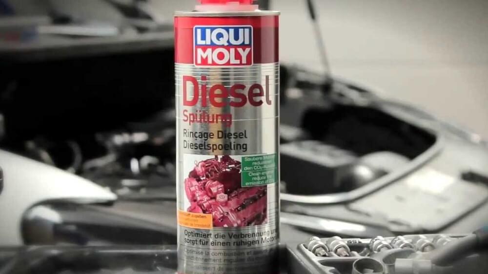 Liqui Moly Diesel Spulung