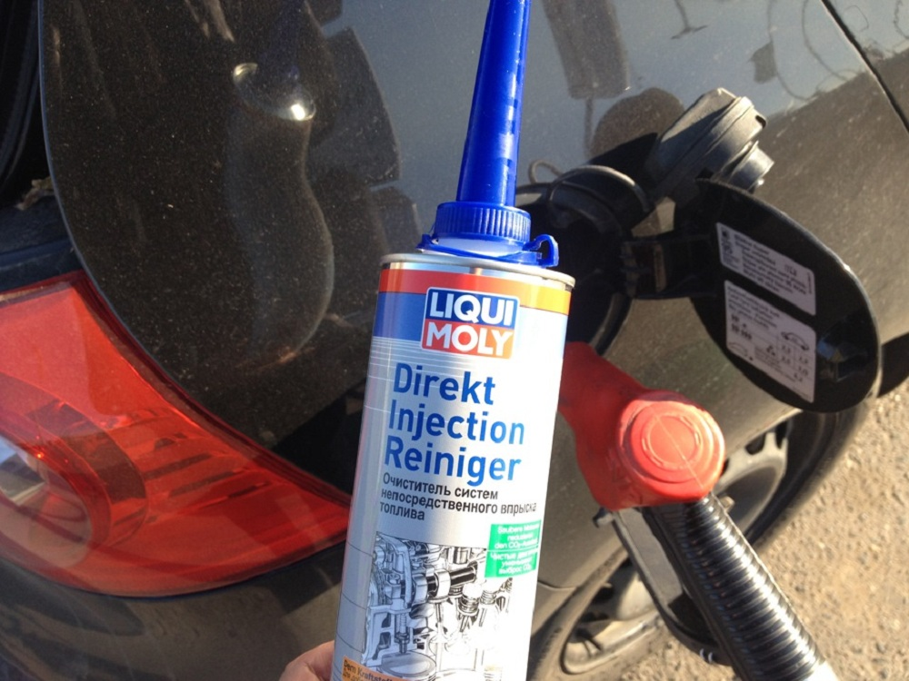 Liqui Moly Direkt Injection Reiniger