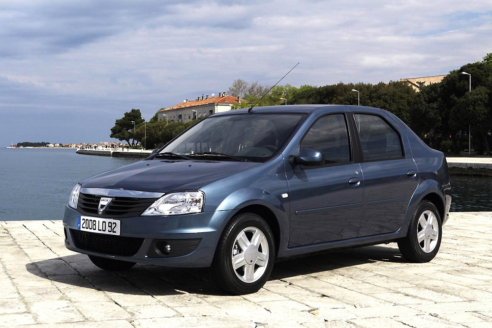 Renault Logan седан