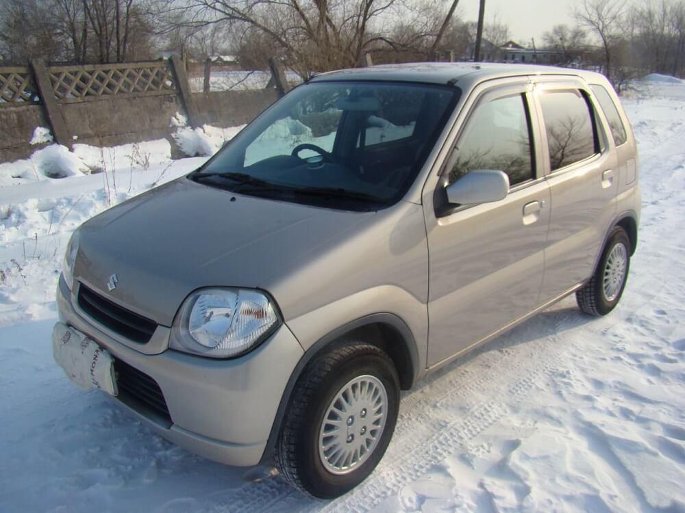 Suzuki Kei SUV