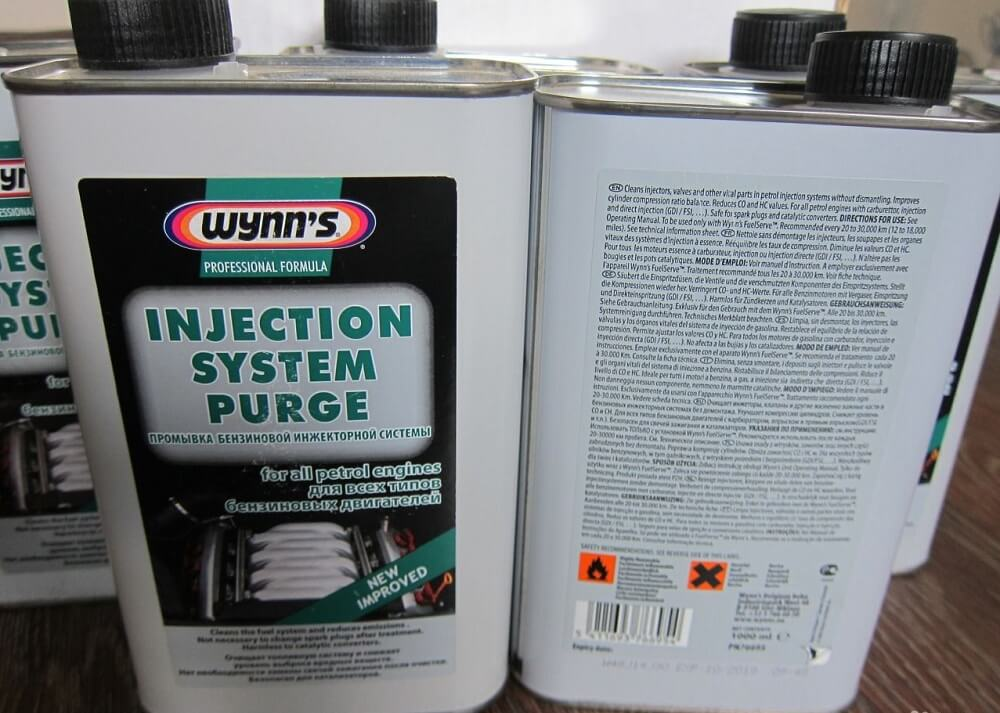 Wynns Injection System