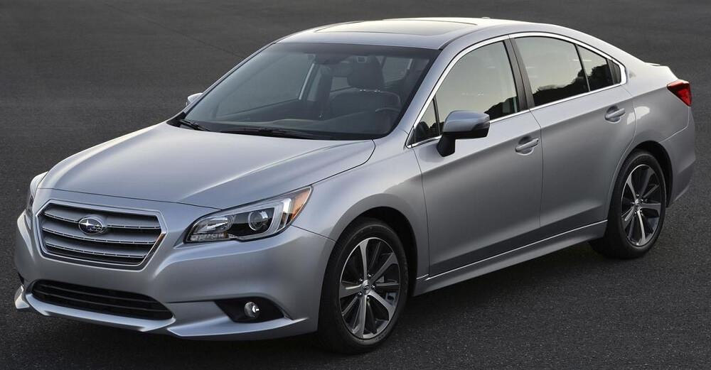 Автомобиль Subaru Legacy