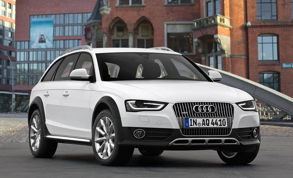 Автомобиль Audi Allroad