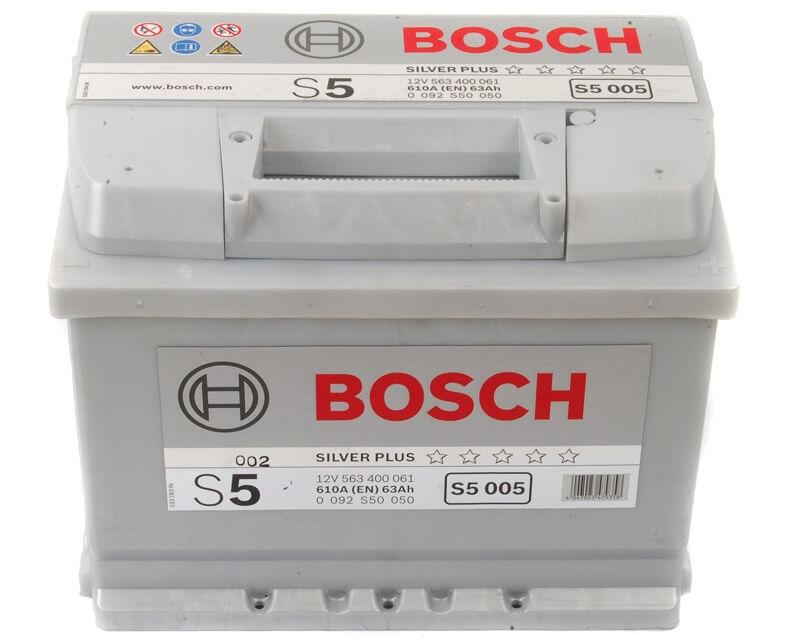 Bosch Silver Plus
