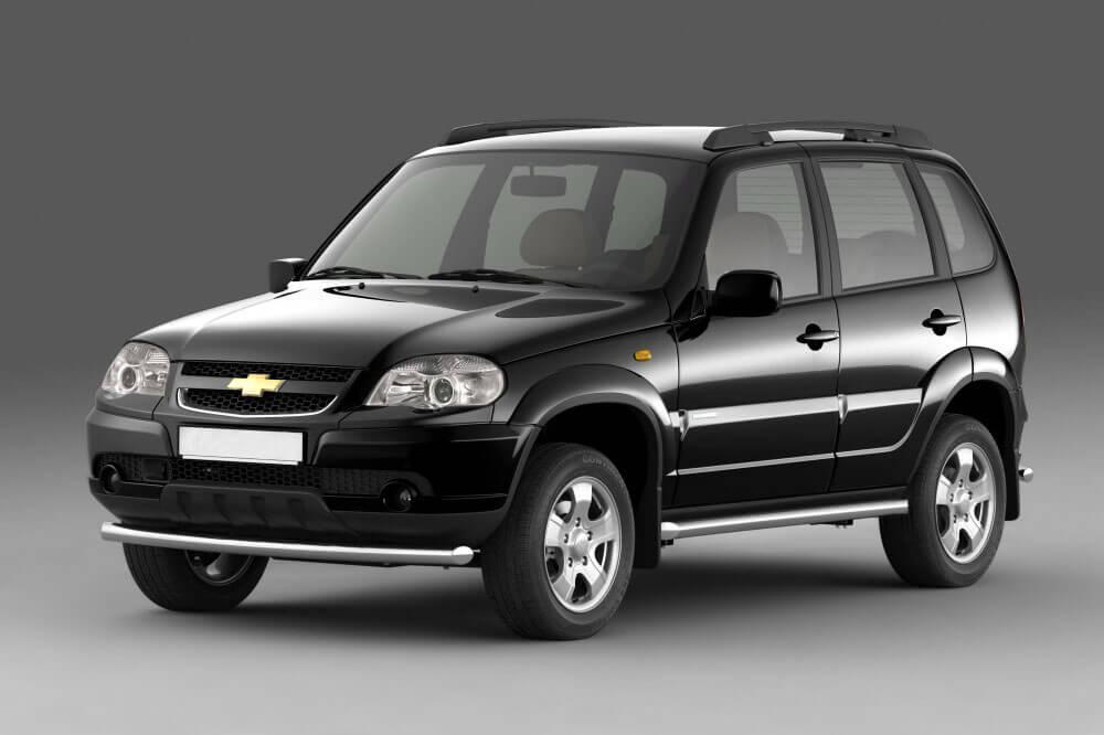 Chevrolet Niva 4x4