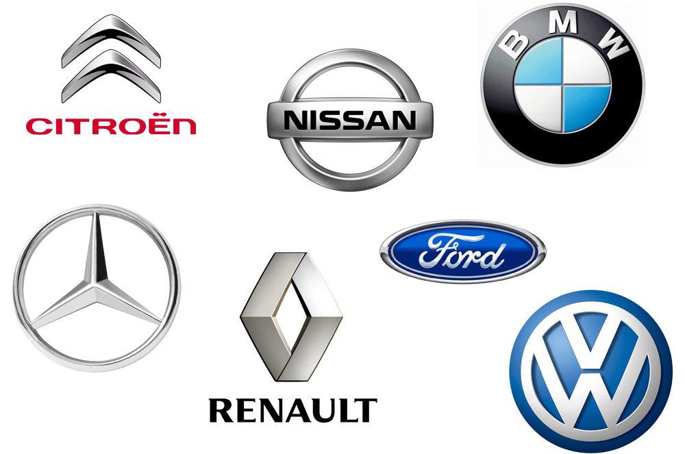 Европейские марки автомобилей