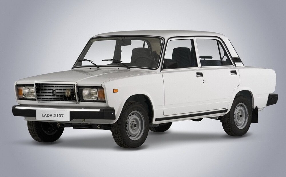 Lada ВАЗ 2107