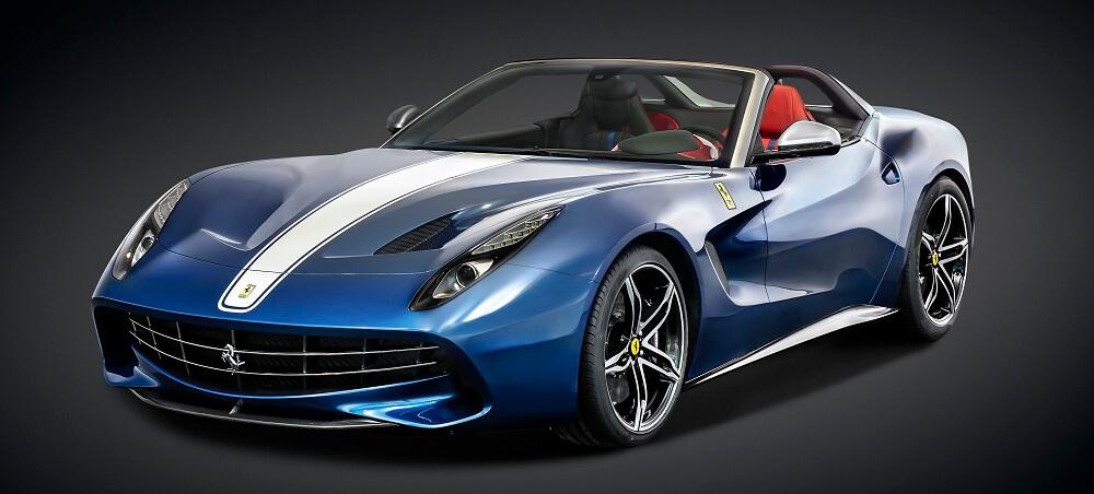 Ferrari America F60