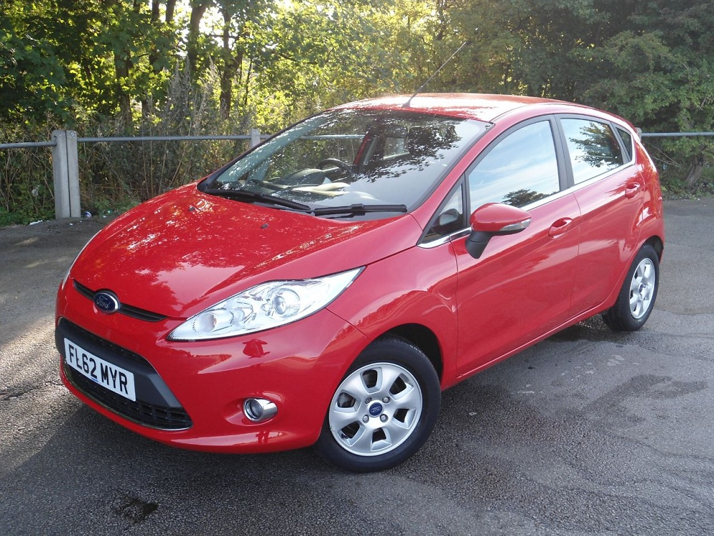 Ford Fiesta 1.6 TDCI 95 Econetic