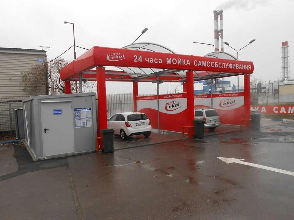 Станция мойки Грейтек