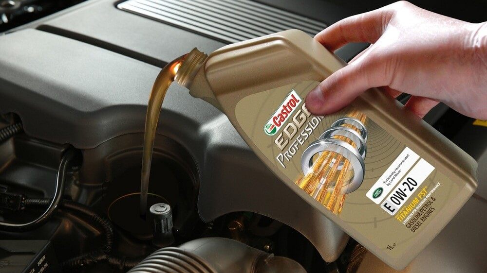 Castrol моторное масло