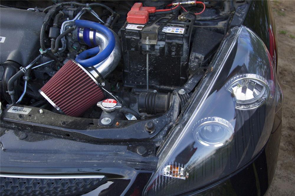 Воздушный фильтр в машине