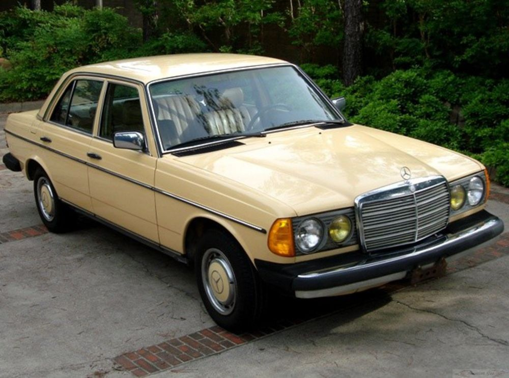 Mercedes 240d engine difficult to rebuild for D service mercedes benz