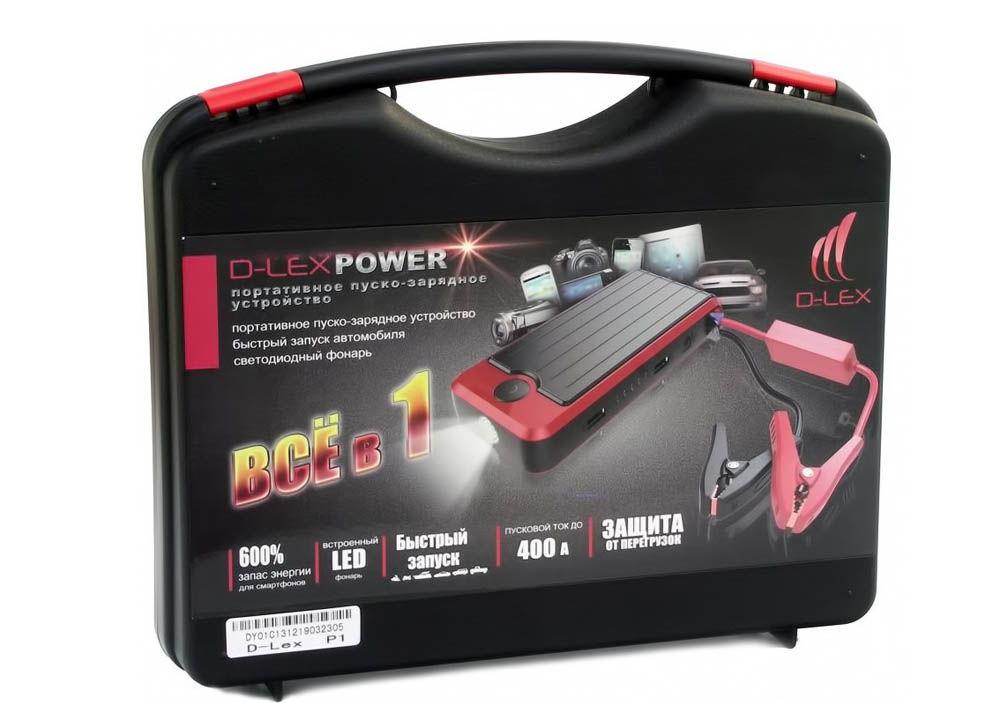 D-Lex Powerbank