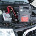 Портативное пуско-зарядное устройство