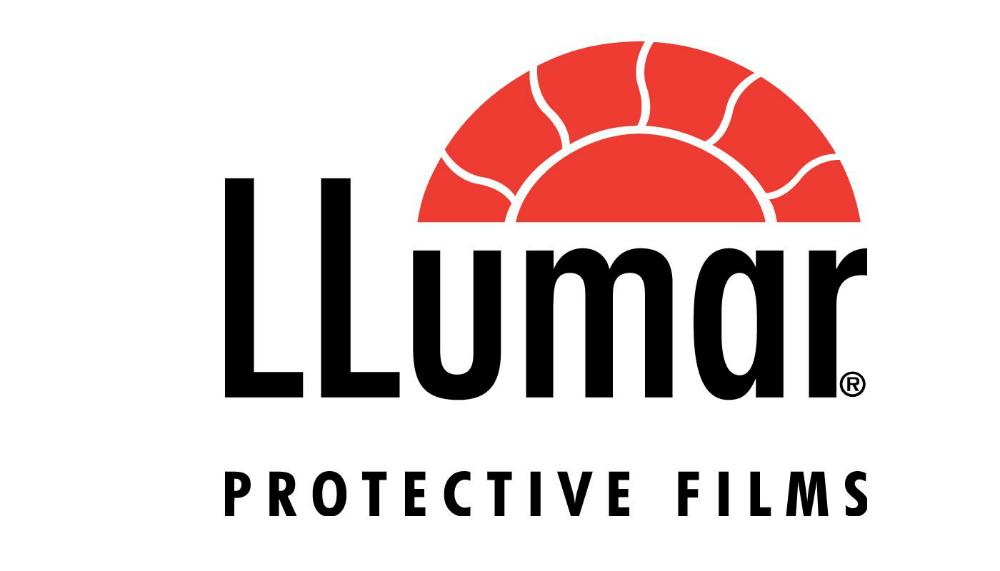 Логотип бренда LLumar тонировка для авто