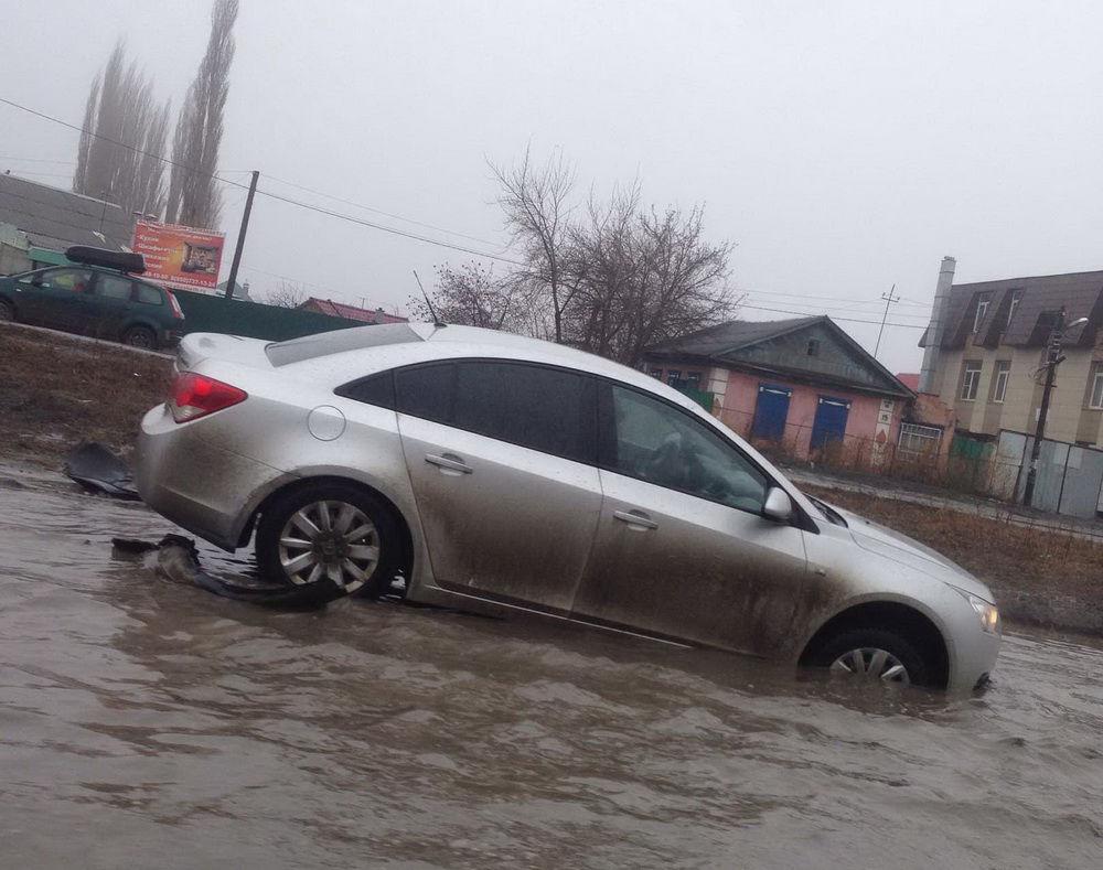 Иномаркина российских дорогах