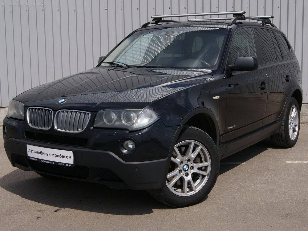 BMW X3 2008 года